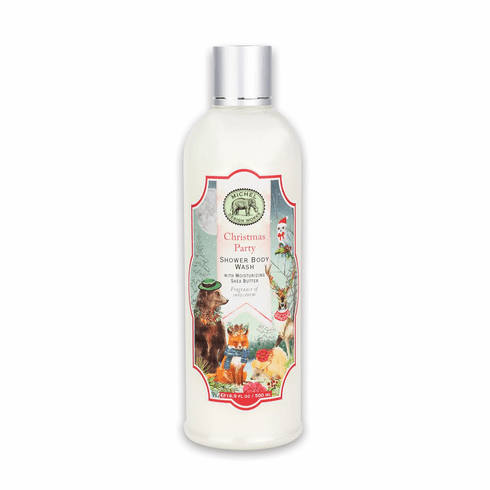 Michel Design Works Christmas Party Shower Body Wash