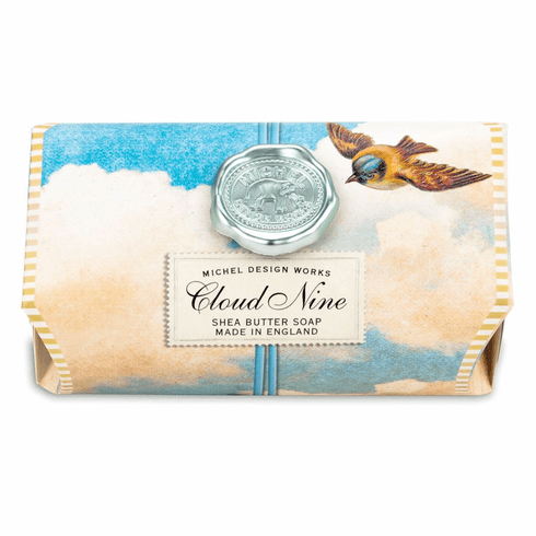 Michel Design Works Cloud Nine Large Bath Soap Bar