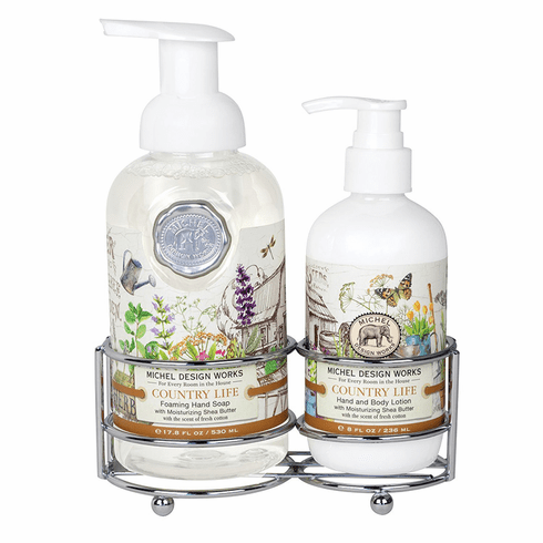 Michel Design Works Country Life Handcare Caddy