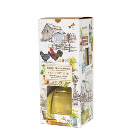 Michel Design Works Country Life Home Fragrance Diffuser