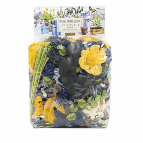 Michel Design Works Country Life Home Fragrance Potpourri