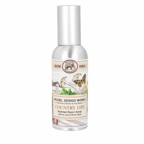 Michel Design Works Country Life Home Fragrance Spray