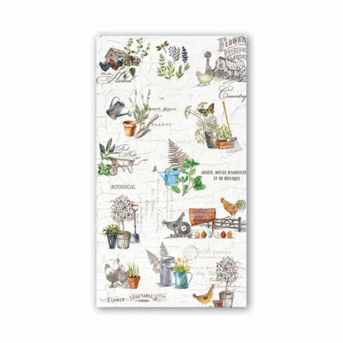 Michel Design Works Country Life Hostess Napkin