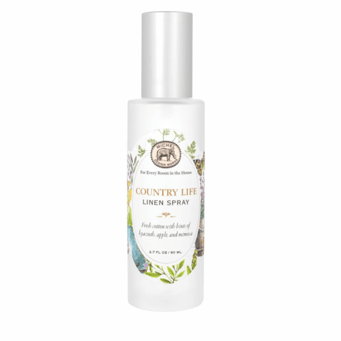 Michel Design Works Country Life Linen Spray