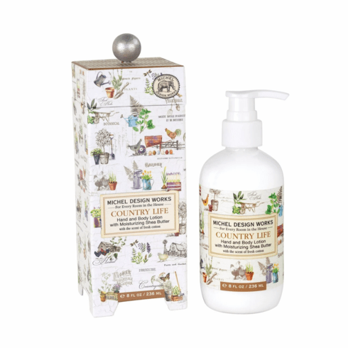 Michel Design Works Country Life Lotion