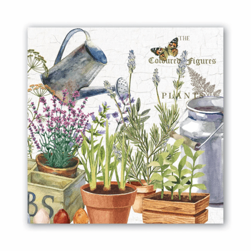 Michel Design Works Country Life Luncheon Napkin