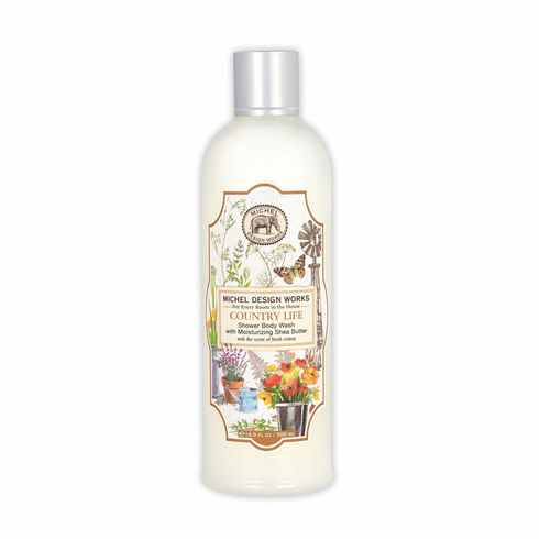 Michel Design Works Country Life Shower Body Wash