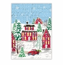 Michel Design Works Deck the Halls Kitchen Towel
