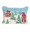 Michel Design Works Deck the Halls Rectangular Pillow