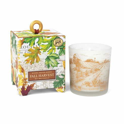 Michel Design Works Fall Harvest 6.5 oz. Soy Wax Candle