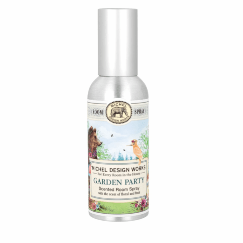 Michel Design Works Garden Party Home Fragrance Spray