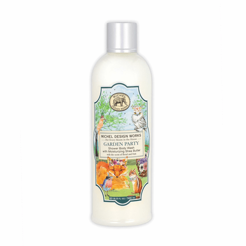 Michel Design Works Garden Party Shower Body Wash