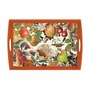 Michel Design Works Golden Pear Large Decoupage Wooden Tray