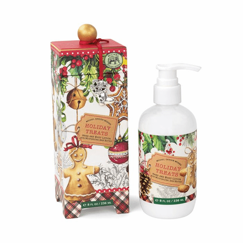 Michel Design Works Holiday Treats Lotion