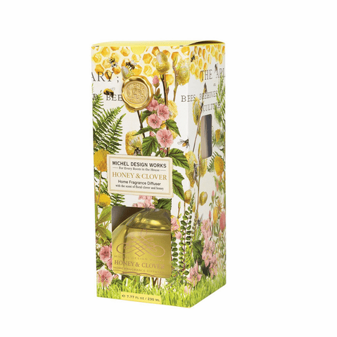 Michel Design Works Honey & Clover Home Fragrance Diffuser