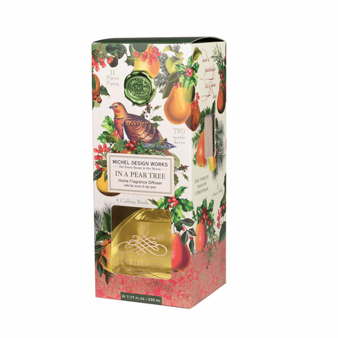Michel Design Works In a Pear Tree Home Fragrance Diffuser