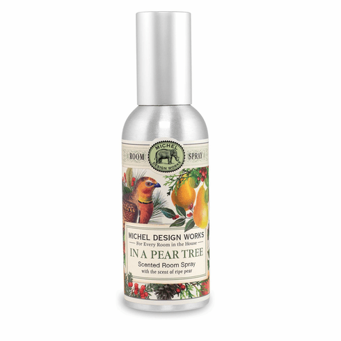 Michel Design Works In a Pear Tree Home Fragrance Spray