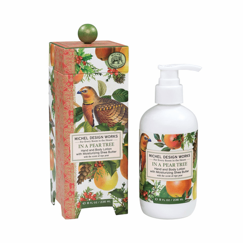 Michel Design Works In a Pear Tree Lotion