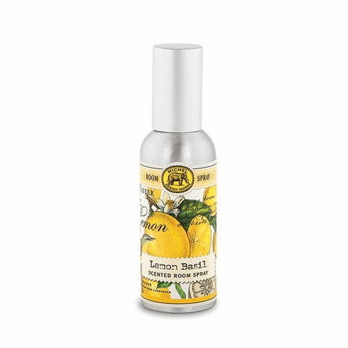 Michel Design Works Lemon Basil Home Fragrance Spray