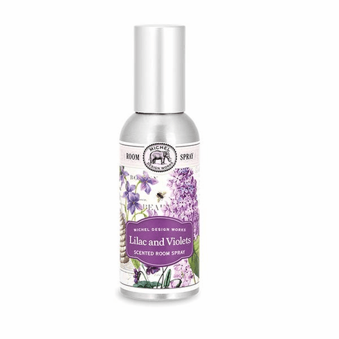 Michel Design Works Lilac and Violets Home Fragrance Spray