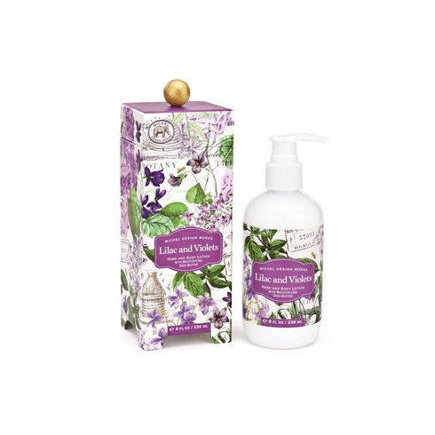 Michel Design Works Lilac and Violets Lotion