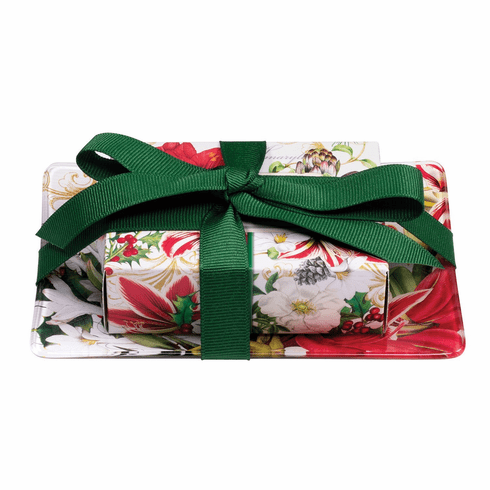 Michel Design Works Merry Christmas Gift Soap Set