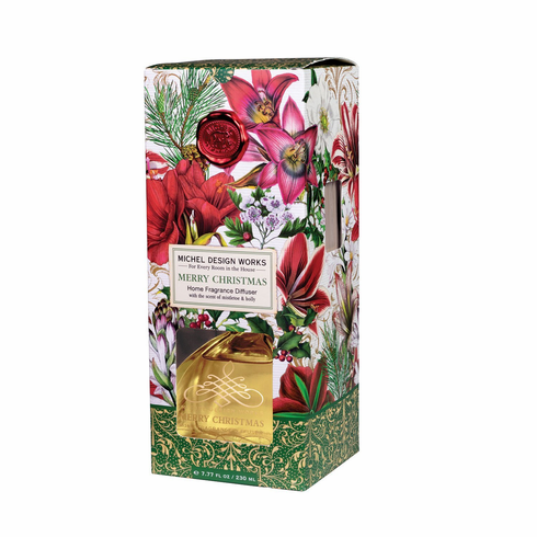 Michel Design Works Merry Christmas Home Fragrance Diffuser