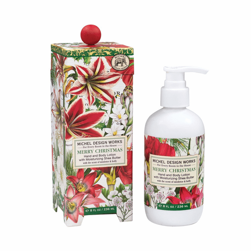 Michel Design Works Merry Christmas Lotion