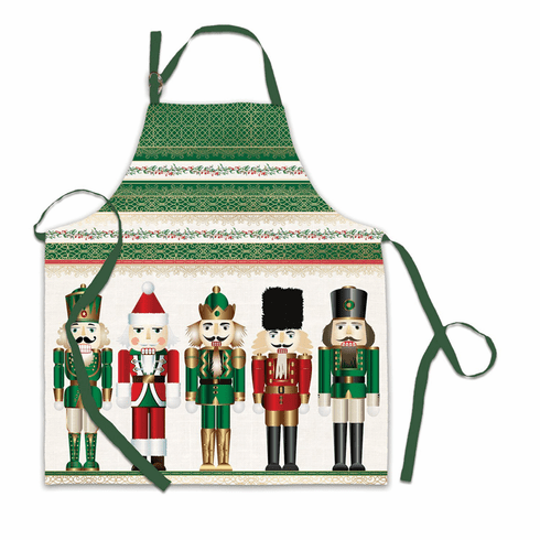 Michel Design Works Nutcracker Apron