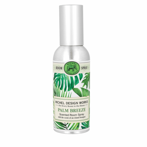 Michel Design Works Palm Breeze Home Fragrance Spray