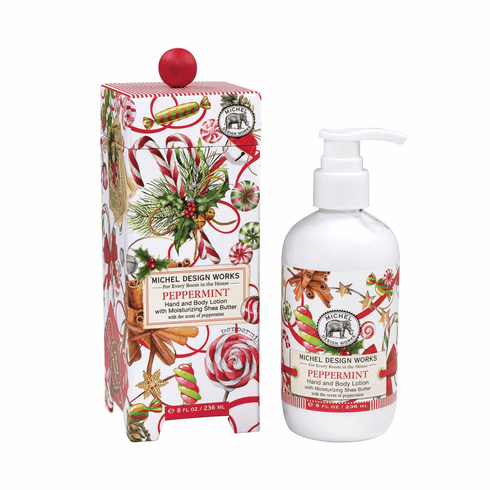 Michel Design Works Peppermint Lotion