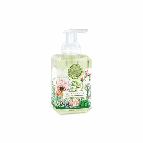 Michel Design Works Pink Cactus Foaming Soap