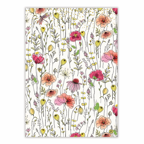 Michel Design Works Posies Kitchen Towel