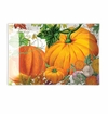 Michel Design Works Pumpkin Melody Rectangle Glass Soap Dish