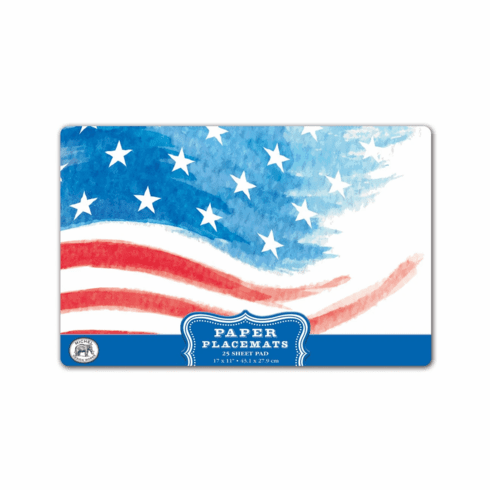 Michel Design Works Red, White & Blue Placemats
