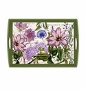 Michel Design Works Rhapsody Large Decoupage Wooden Tray