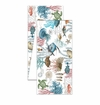 "Michel Design Works Sea Life 60"" x 16.5"" Turkish Cotton Fabric Table Runner"