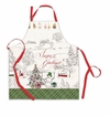 Michel Design Works Seasons Greetings Apron