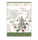 Michel Design Works Seasons Greetings Kitchen Towel