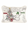 Michel Design Works Seasons Greetings Rectangular Pillow