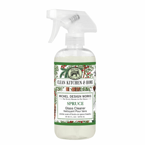 Michel Design Works Spruce Glass Cleaner