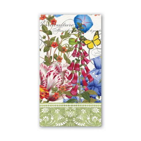 Michel Design Works Summer Days Hostess Napkin