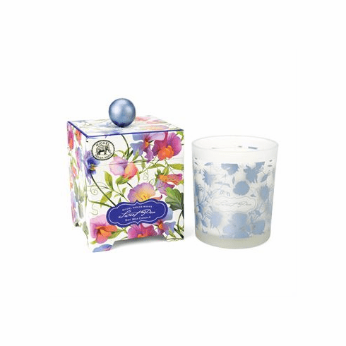 Michel Design Works Sweet Pea 14 oz. Soy Wax Candle