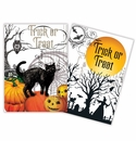 Michel Design Works Trick or Treat Kitchen Towel Set of 2 Assorted