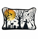 Michel Design Works Trick or Treat Rectangular Pillow