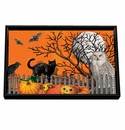 Michel Design Works Trick or Treat Vanity Decoupage Wooden Tray