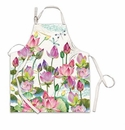 Michel Design Works Water Lilies Apron