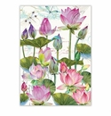 Michel Design Works Water Lilies Kitchen Towel