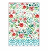 Michel Design Works Wild Berry Blossom Kitchen Towel