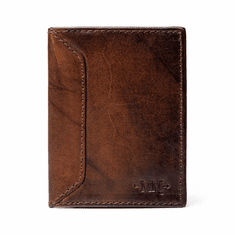 Mission Mercantile Benjamin Leather Card Wallet